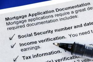 Mortgage Application Documentation