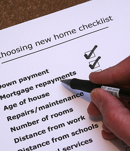 The Ultimate Home Buyer's Checklist