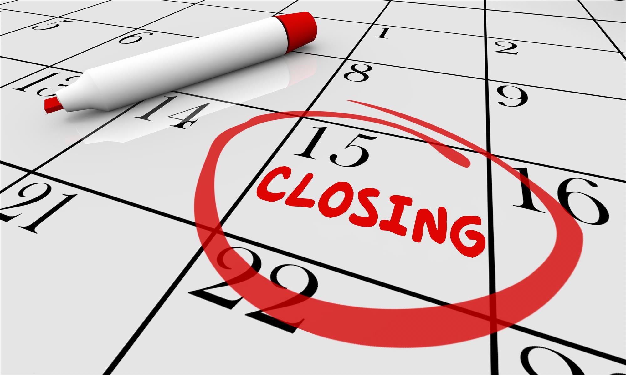 What Homebuyers Expect On Closing Day The Closing Process