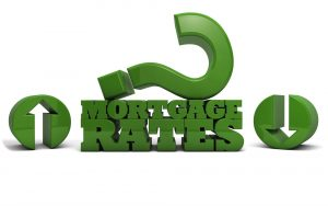 Mortgage Rates Going Up and Down