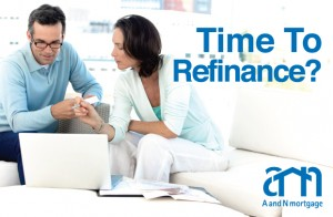Time to refinance - Anmtg chicago