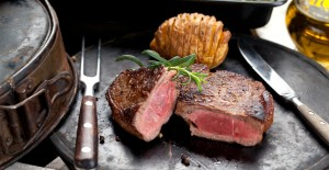 A Steak That Costs More than Your Mortgage