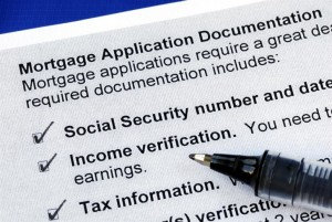 Mortgage Application Documentation