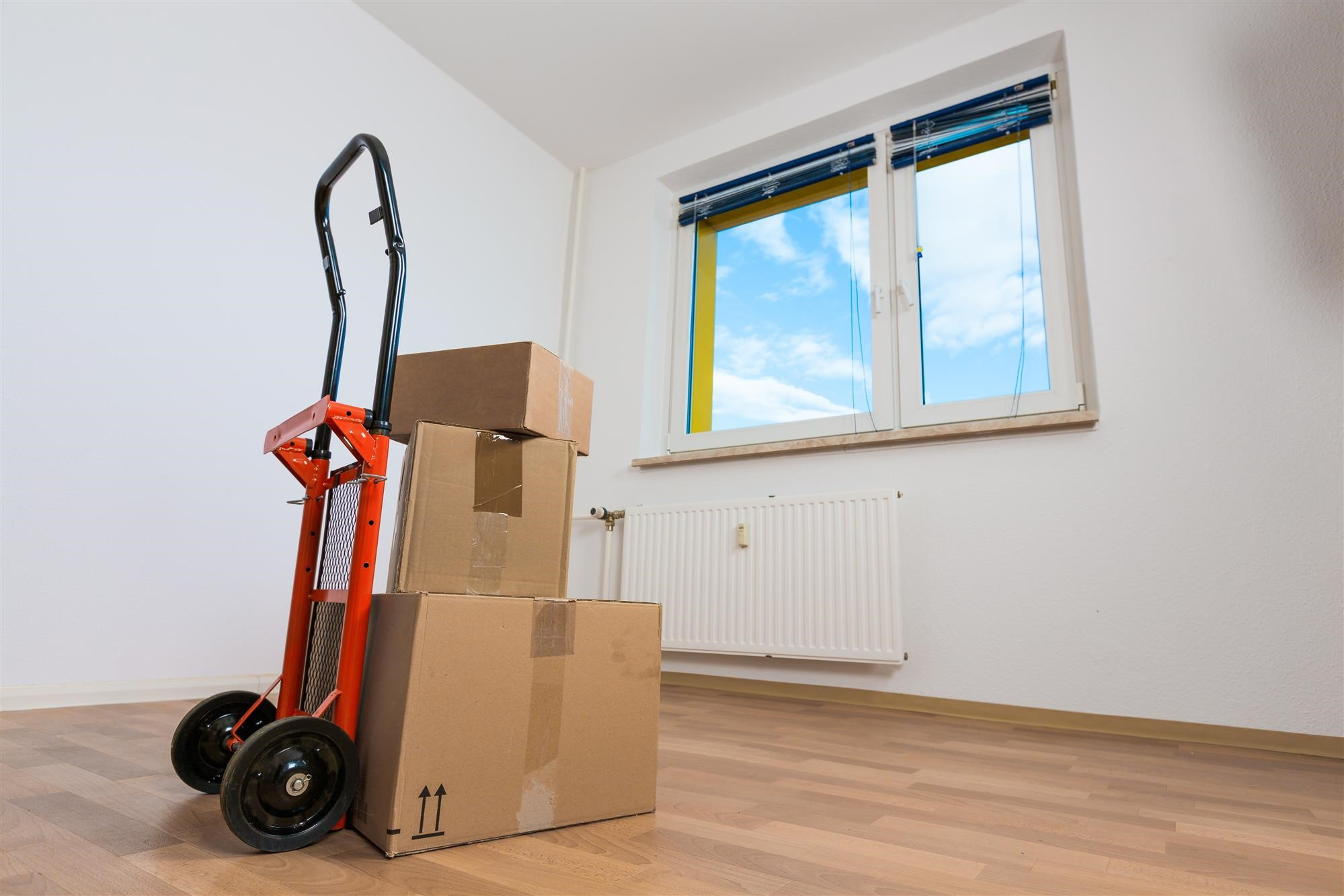 The Homebuyer's Moving Checklist