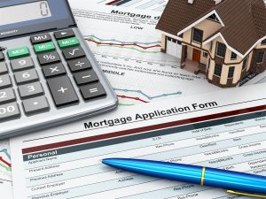 Mortgage Application Form