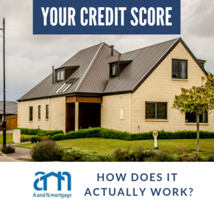 How does credit score work?