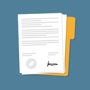 Documents for Mortgage broker license